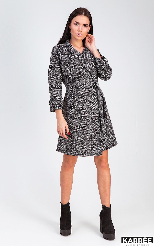 Платье Тара, Черный - фото 3