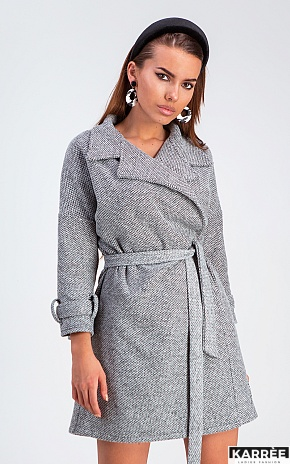 Платье Тара, Серый - фото 1