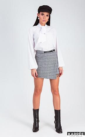 Юбка-шорты Монте, Серый - фото 1
