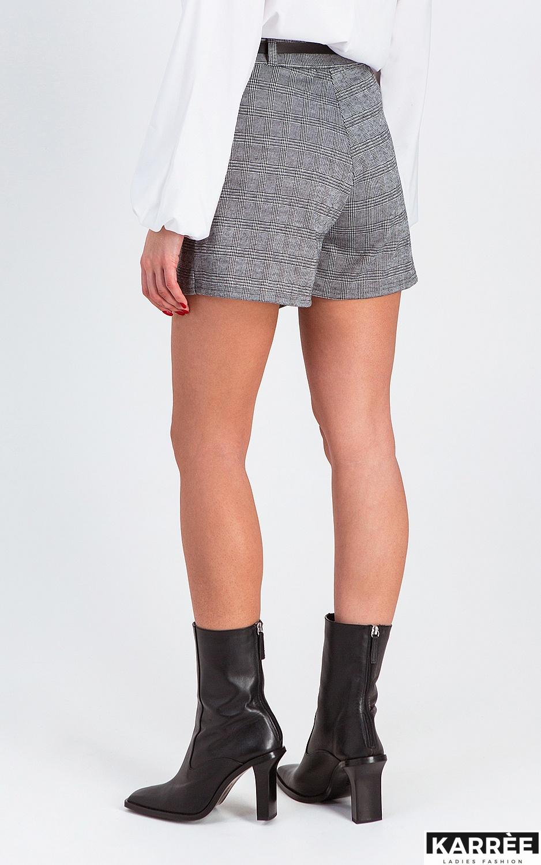 Юбка-шорты Монте, Серый - фото 4