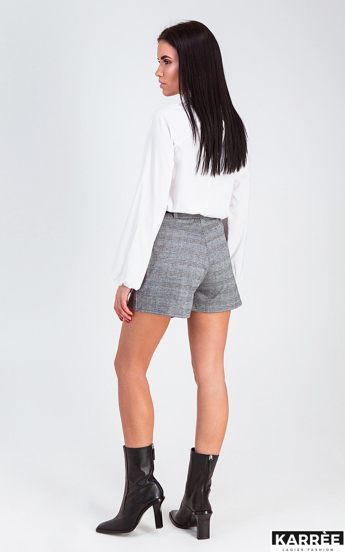 Юбка-шорты Монте, Серый - фото 3