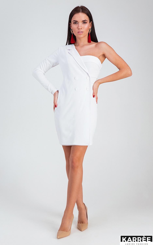 Платье Авиньон, Белый - фото 2