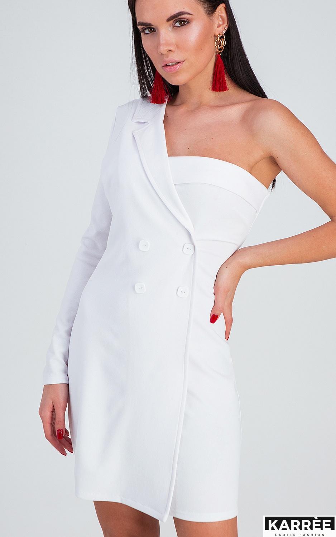 Платье Авиньон, Белый - фото 1