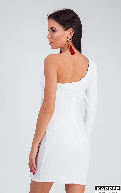 Платье Авиньон, Белый - фото 3