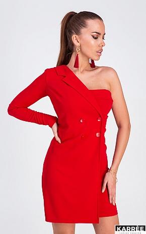 Платье Авиньон, Красный - фото 1