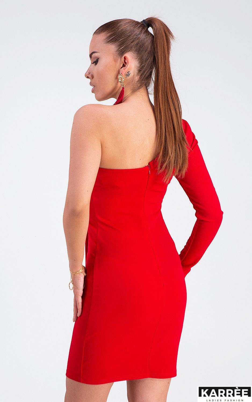 Платье Авиньон, Красный
