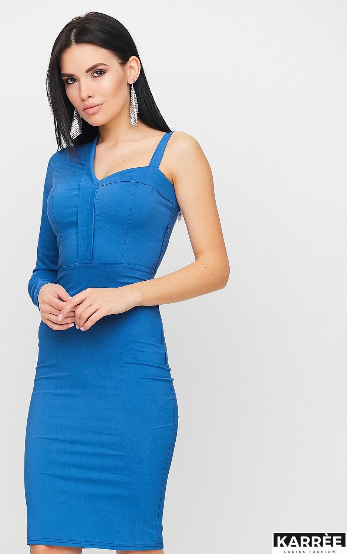 Платье Перу, Джинсовый