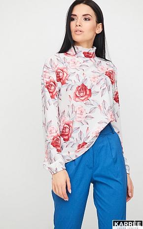 Блуза Фиби, Белый - фото 1