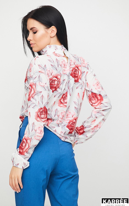 Блуза Фиби, Белый - фото 2