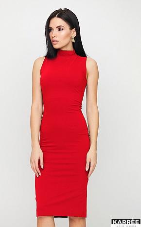 Платье Одри, Красный - фото 1