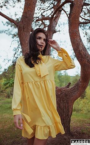Платье Лесли, Желтый - фото 1