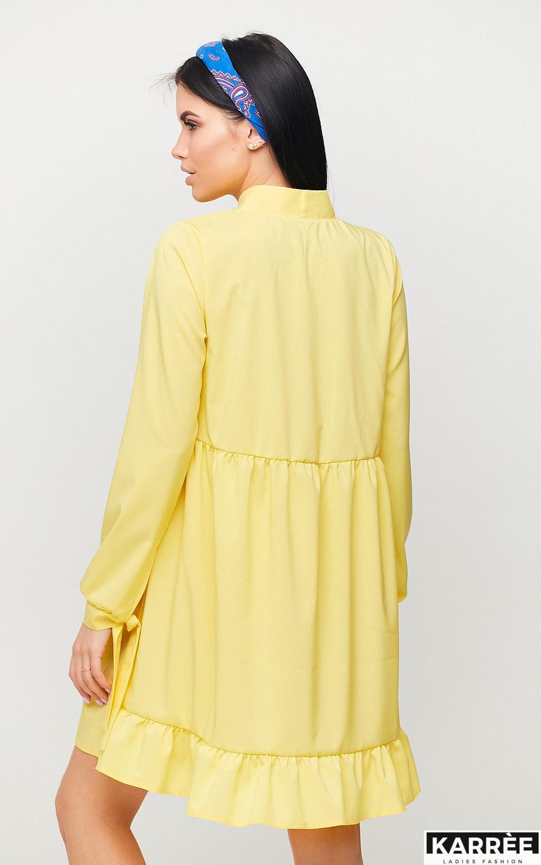 Платье Лесли, Желтый - фото 5