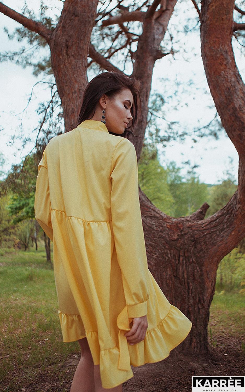Платье Лесли, Желтый - фото 2