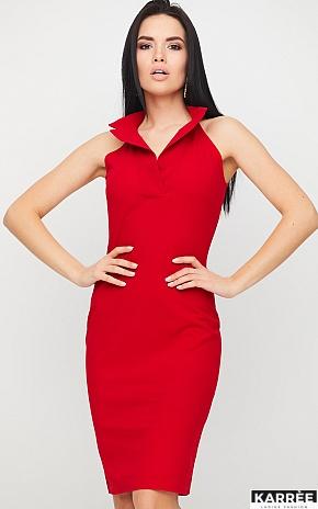 Платье Лестер, Красный - фото 1