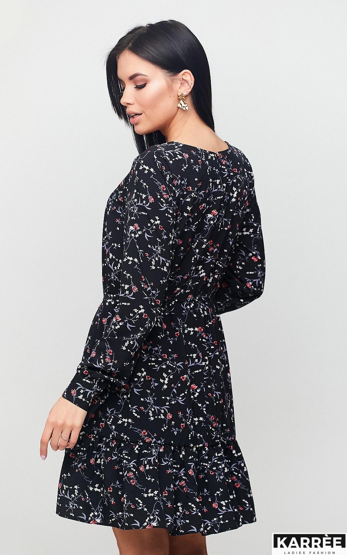 Платье Миллер, Черный - фото 3