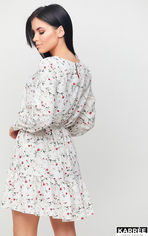 Платье Миллер, Белый - фото 3