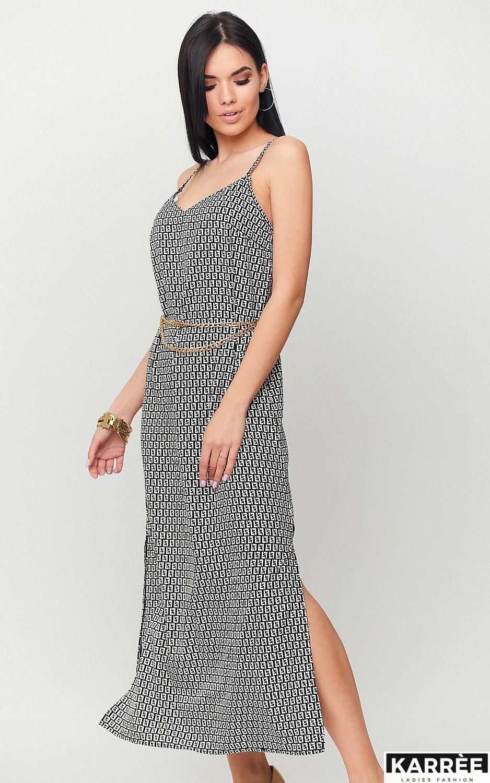 Платье Натана, Белый - фото 2