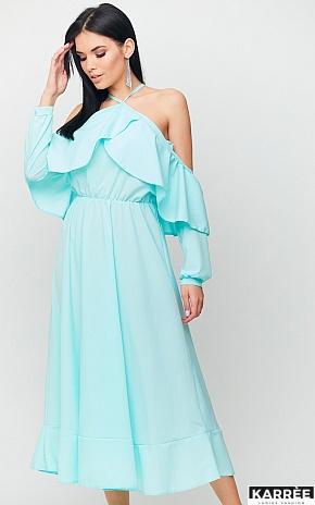 Платье Френсис, Мятный - фото 1
