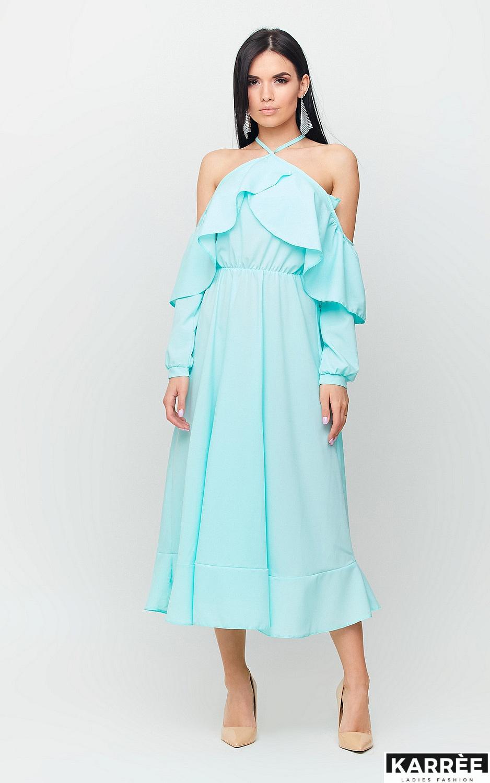 Платье Френсис, Мятный - фото 3