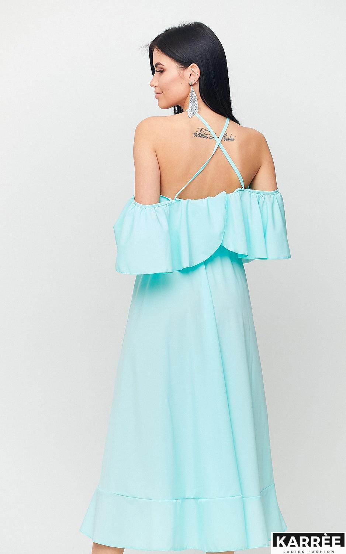 Платье Френсис, Мятный - фото 2