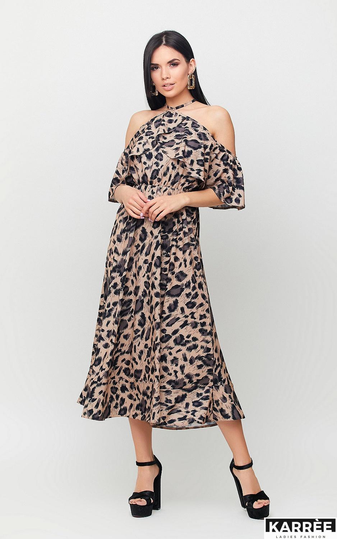 Платье Матиас, Комбинированный - фото 2