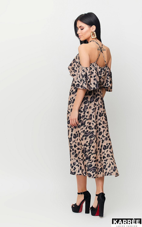 Платье Матиас, Комбинированный - фото 4