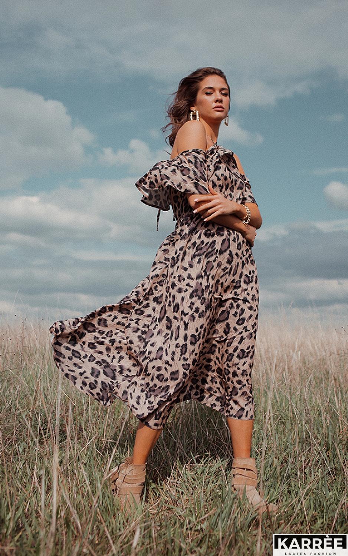 Платье Матиас, Комбинированный - фото 1