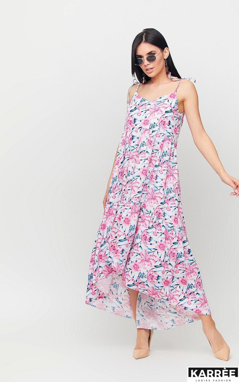 Платье Джитта, Белый - фото 3
