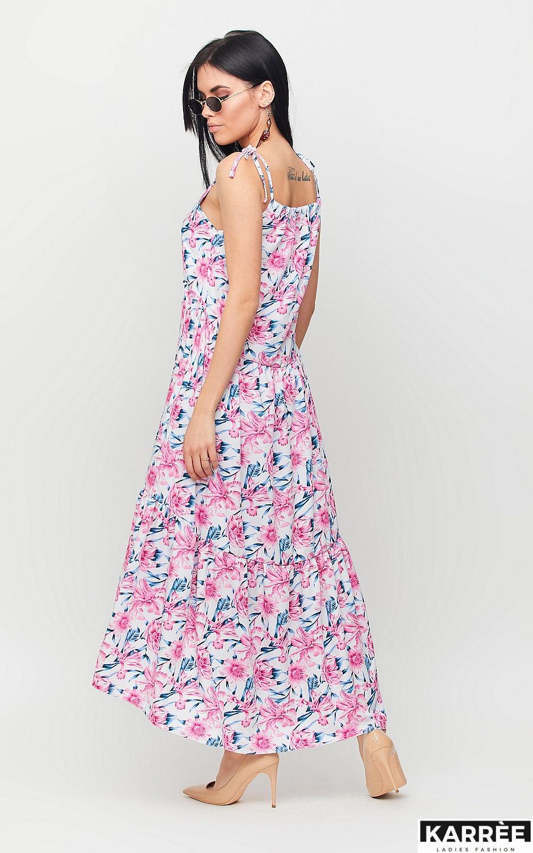 Платье Джитта, Белый - фото 5