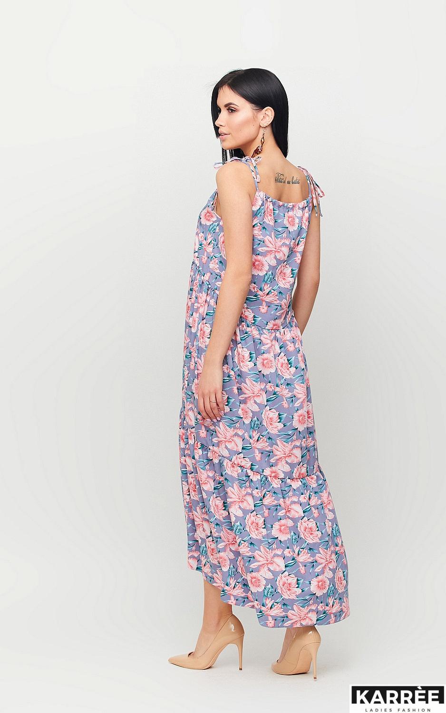 Платье Джитта, Серый - фото 2