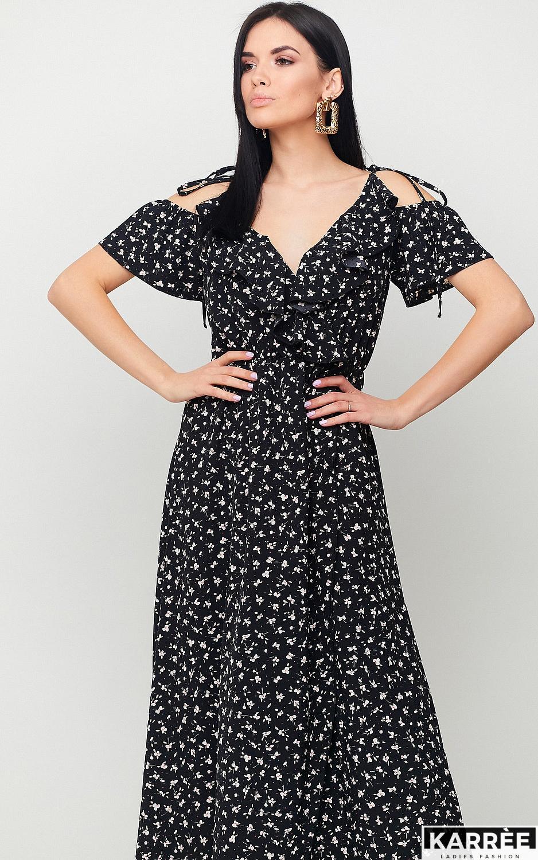 Платье Талли, Черный - фото 3