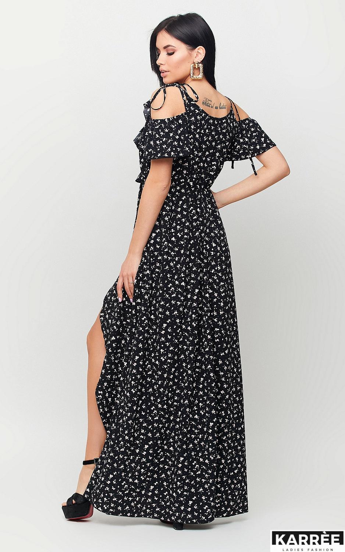 Платье Талли, Черный - фото 4