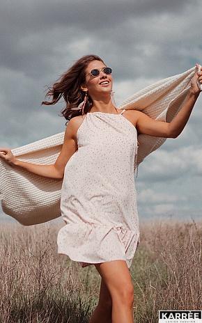 Платье Юта, Персик - фото 1