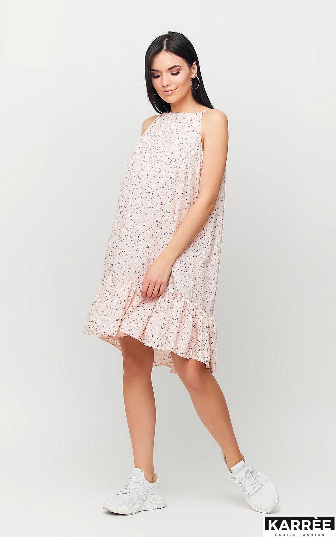 Платье Юта, Персик - фото 3
