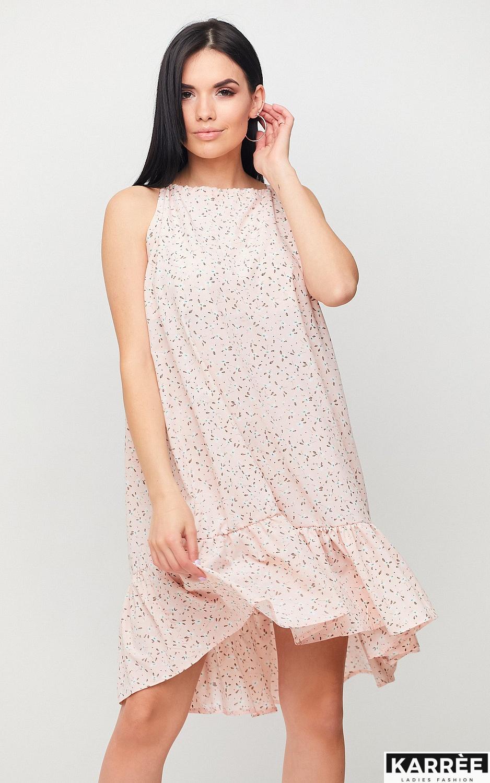 Платье Юта, Персик - фото 4