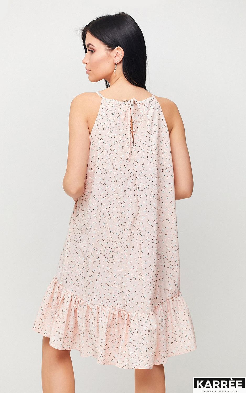 Платье Юта, Персик - фото 5
