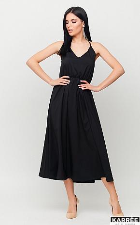 Платье Андре, Черный - фото 1