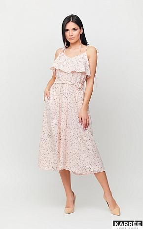 Платье Блейк, Персик - фото 1
