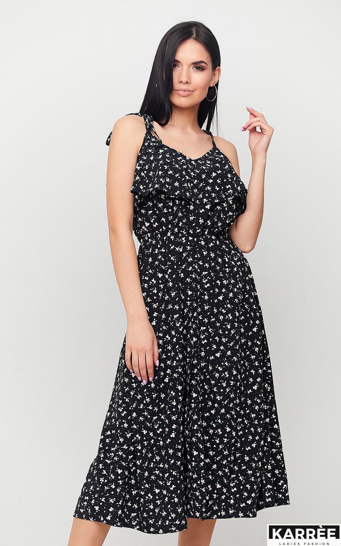 Платье Блейк, Черный
