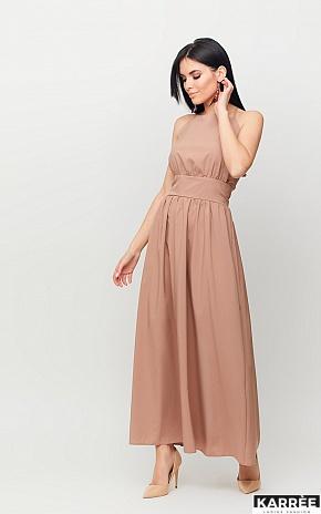 Платье Лион, Мокко - фото 1