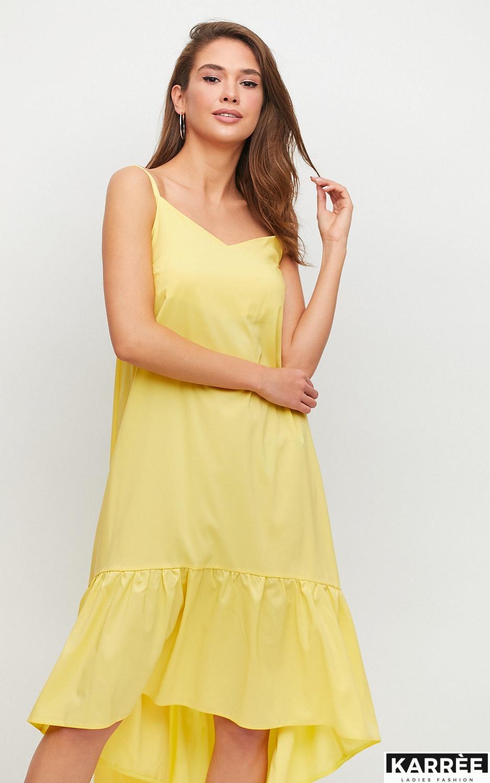 Платье Симона, Желтый
