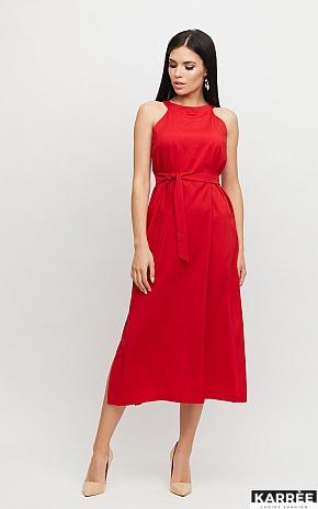 Платье Бритни, Красный - фото 1