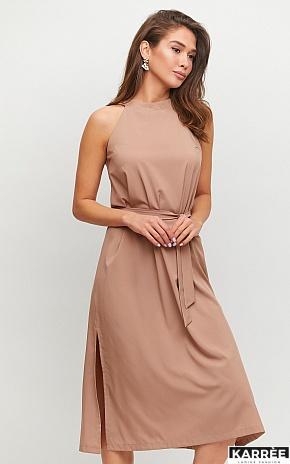 Платье Бритни, Мокко - фото 1