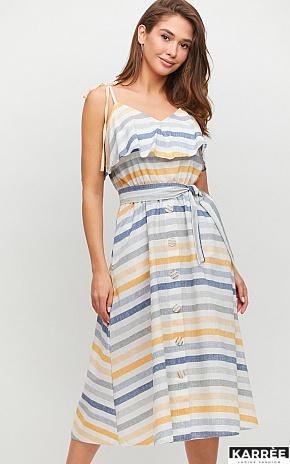 Платье Бри, Желтый - фото 1
