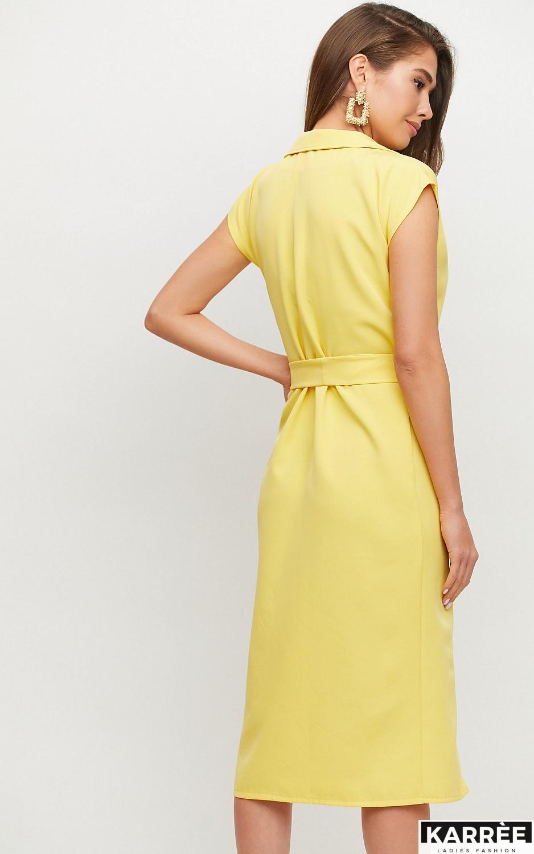 Платье Брауни, Желтый - фото 4