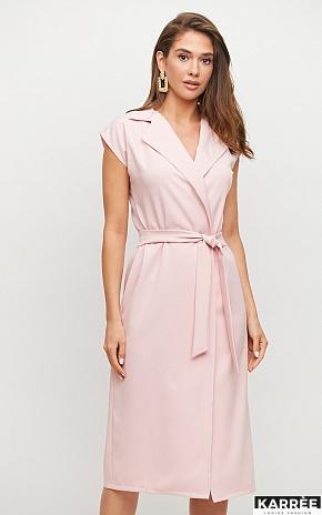 Платье Брауни, Пудровый - фото 1
