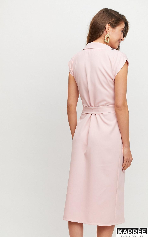 Платье Брауни, Пудровый - фото 2