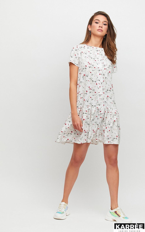 Платье Лакрица, Белый - фото 2
