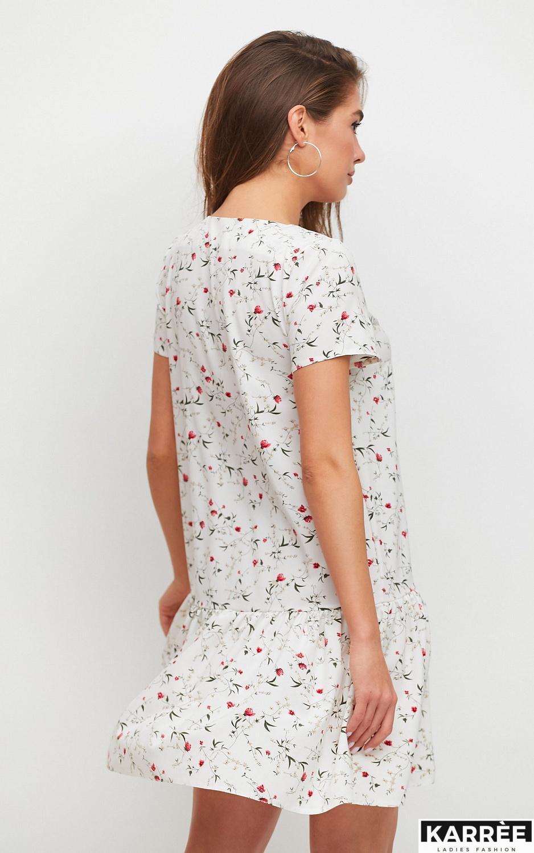 Платье Лакрица, Белый - фото 3