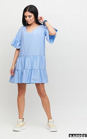 Платье Райли, Голубой - фото 1